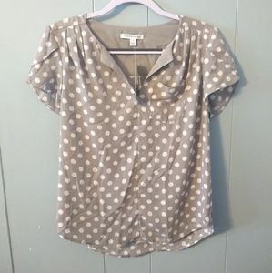 41 Hawthorn blouse nwt